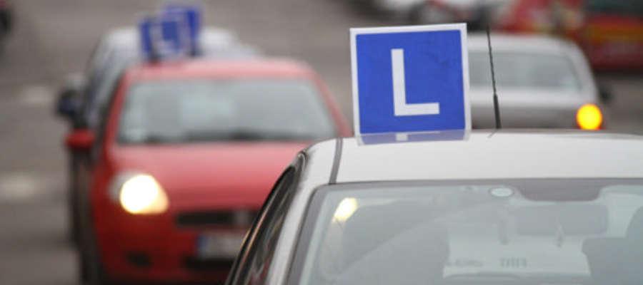 Test z obsługi nawigacji na egzaminie na prawo jazdy