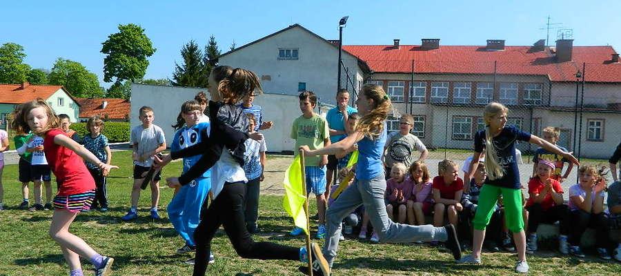 Szkolne biegi w Galinach mają już 9-letnią tradycję