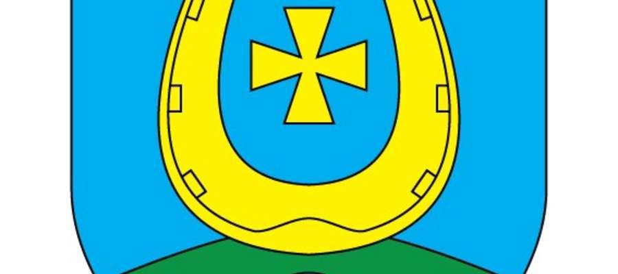 Herb dla Lubowidza proponowany przez wójta Ziółkowskiego