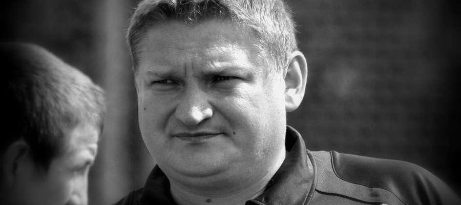 Marek Kubiński już nigdy nie poprowadzi Wkry Bieżuń