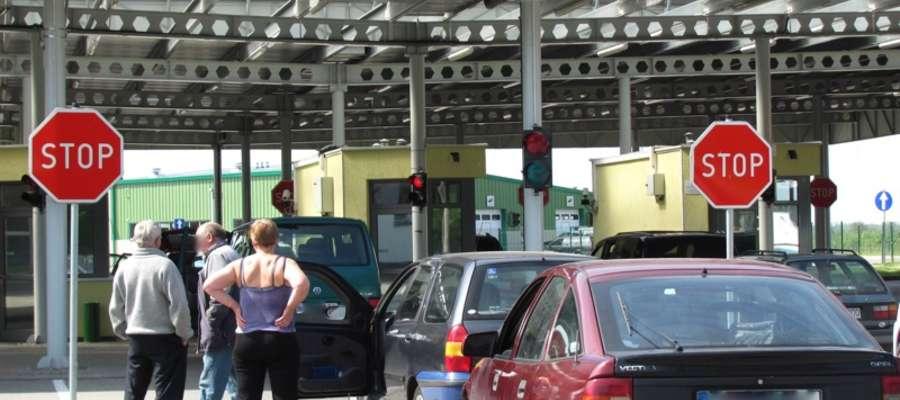 Od poniedziałku na przejściu granicznym w Gronowie i Gołdapi będą funkcjonowały specjalnie wydzielone pasy MRG