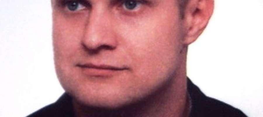 Zaginiony: Wojciech Podłuski lat 28 zam. Gdańsk