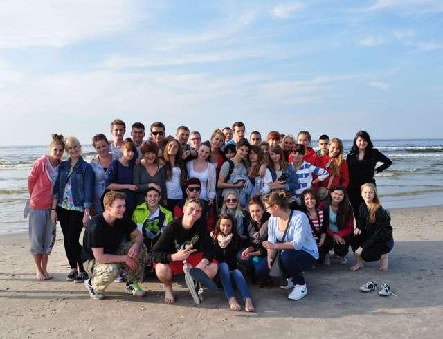 Geografowie z Gizewiusza wrócili z wyprawy na Łącką! - full image