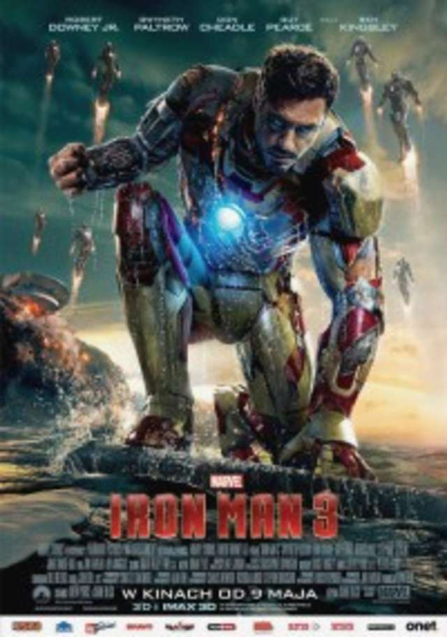 IRON MAN 3 - full image