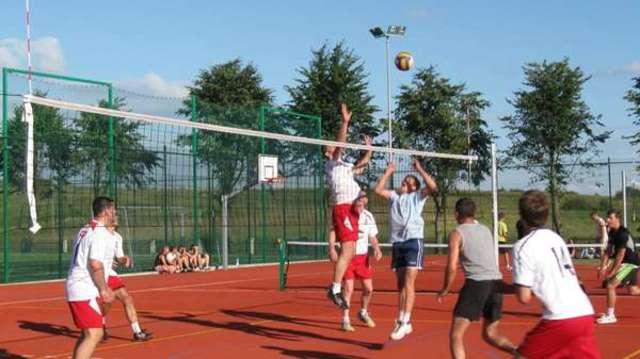 III Turniej Piłki Siatkowej o Puchar Wójt Gminy Górowo Iławeckie - full image