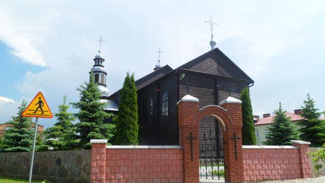 Kościół w Mochowie - full image