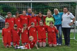 Młode piłkarki Elwo Etna