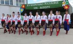 Na zakończenie spotkania zaprezentowały się zespoły, w tym m.in. Dumka z Górowa Iławeckiego