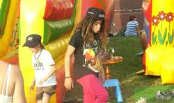 Ostróda Reggae Festival 2013: pole namiotowe
