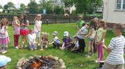Sportowy Dzień Dziecka w Tuszewie