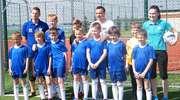 Piłka nożna. Football Academy gra towarzysko