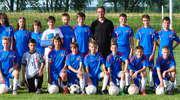 Piłka nożna. Juniorzy młodsi i młodzicy w lidze centralnej