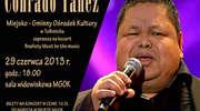 Conrado Yanez zaśpiewa w Tolkmicku