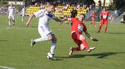 Olimpia Elbląg - Wisła Puławy 0:0. Trenerzy: sprawiedliwy remis