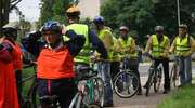 Integracyjny rajd rowerowy