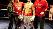 Bokser z Ketrzyna na ringu w Liverpoolu