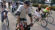 Kraksa dwóch rowerzystów