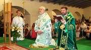 Patriarcha Światosław w Górowie Iławeckim