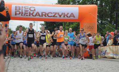 Piekarczyk pobiegnie z mistrzem Polski
