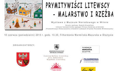 Prymitywiści litewscy - malarstwo i rzeźba