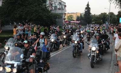 XVIII Zlot Motocykli w Twierdzy Boyen