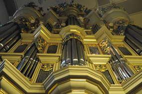 Organy Hildebrandta. Muzyczny, biały kruk z Pasłęka