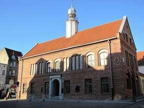 Ratusz (stary) w Olsztynie z XIV wieku
