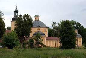 Sanktuarium Matki Bożej Królowej Pokoju w Stoczku Klasztornym
