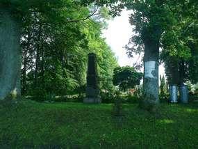 Pomnik poległych w czasie I wojny światowej w Różynce