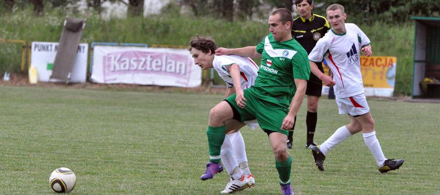 Tomasz Kamiński należał do wyróżniających się zawodników drużyny Wkry
