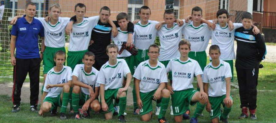 Piłkarze Boruty byli o krok finału i szansy na awans