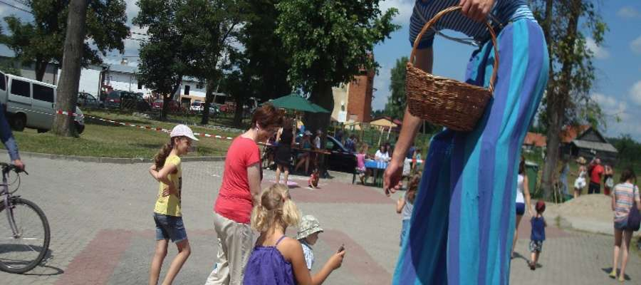 XI Festyn Rodzinny w Woszczelach był okazją do zabawy dla całych rodzin