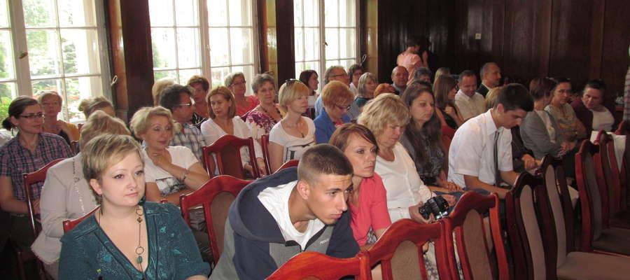 """Konferencja """"Wartości a rodzina"""" miała miejsce w Urzędzie miasta w Ełku"""