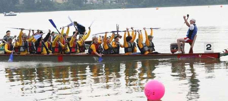 W tym roku podczas IV Wyścigów Smoczych Łodzi wystartuje 20 drużyn
