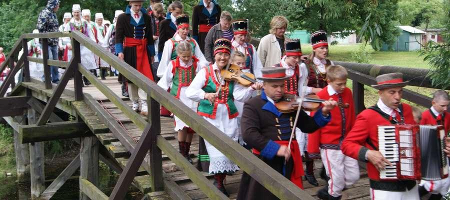 Orzyskie Spotkania Folklorystyczne - rok 2012