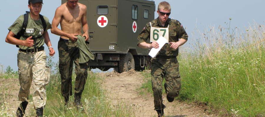 I Piknik Militarny Orzysz - Szlakiem Tygrysa - rok 2012