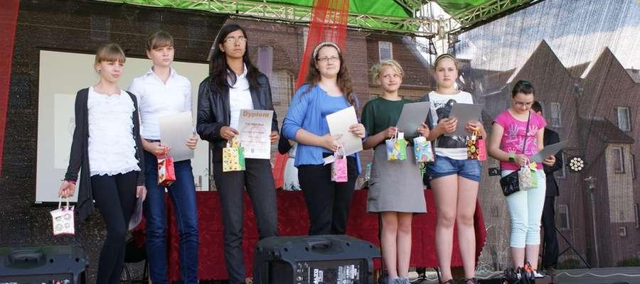 Podczas obchodów dzieci uczestniczyły w quizie wiedzy o Mikołaju Koperniku
