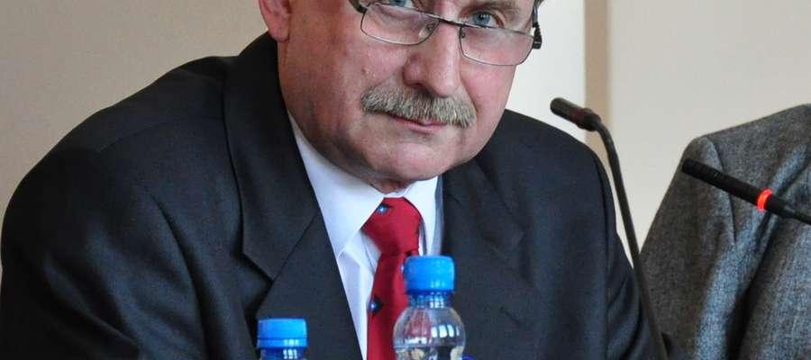 Włodzimierz Ptasznik, burmistrz Iławy otrzymał w środę absolutorium