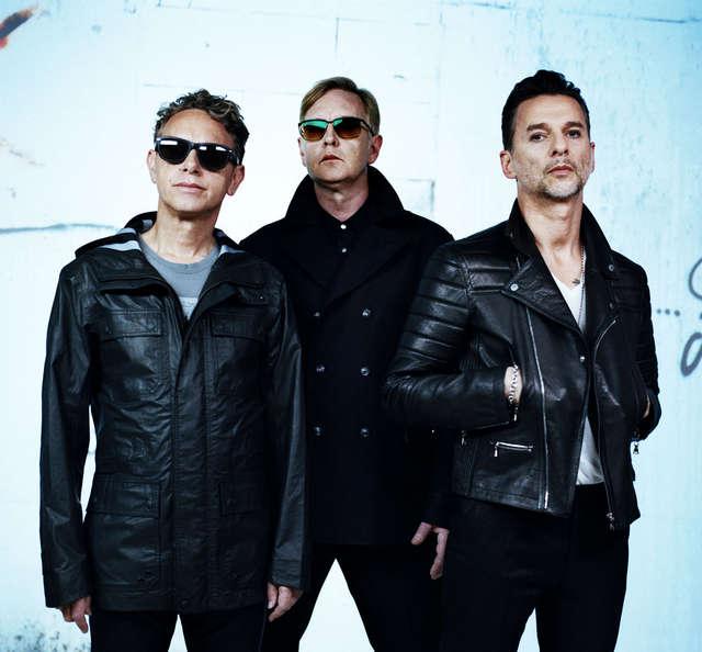 Depeche Mode zagra na Stadionie Narodowym - full image