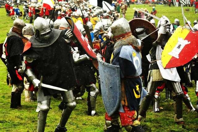 Bitwa pod Grunwaldem. Sprawdź program! - full image