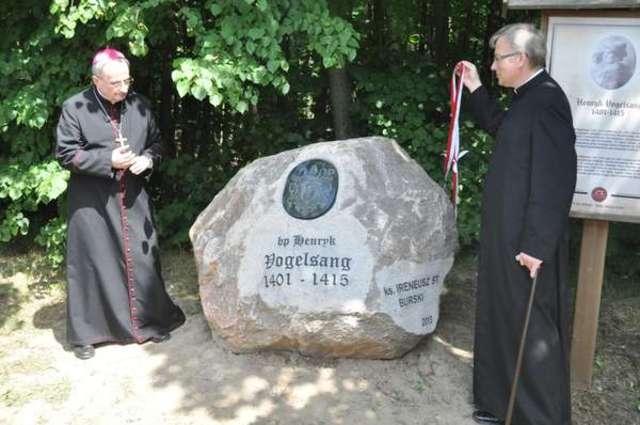 Jak biskupa Tylickiego na Warmii witano - full image