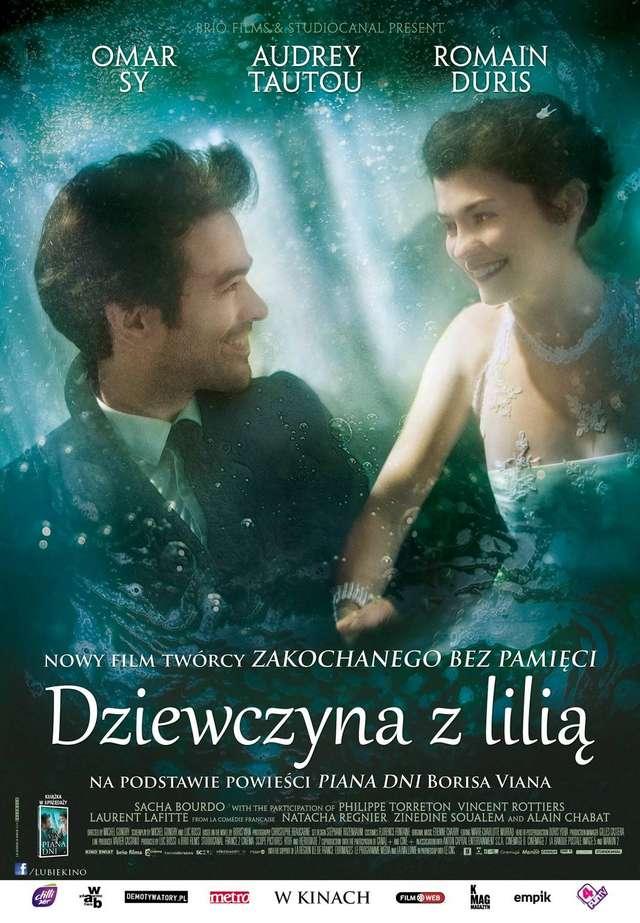 DZIEWCZYNA Z LILIĄ - full image