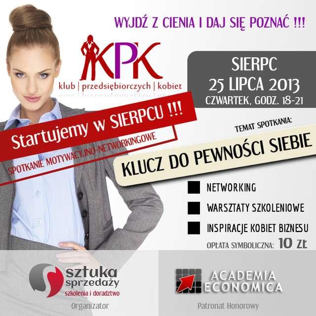Spotkania dla przedsiębiorczych kobiet - full image