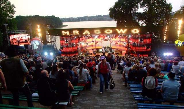 W weekend 26-28 lipca w Mrągowie znów zabrzmi muzyka country. - full image