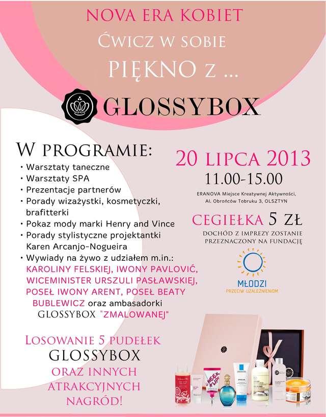 Ćwicz w sobie piękno z GLOSSYBOX - full image