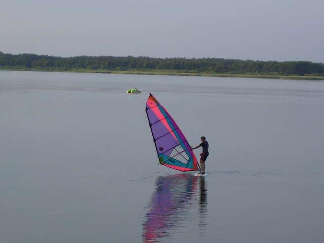 Jezioro w Szczutowie - full image