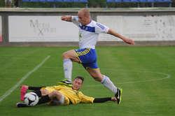 Kamil Kopycki strzelił bramkę w 37 minucie