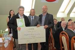 Nagrody wręczono podczas ostatniej sesji Rady Powiatu w Elblągu