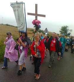 We wtorek pielgrzymi pokonają odcinek Susz - Biskupiec