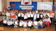 Swojęcin. Projekt zakończony, dzieci skończyły naukę angielskiego